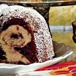 Marbled Pound Cake