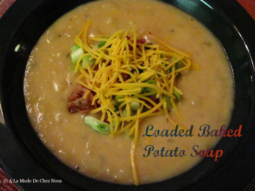homemade hearty soup