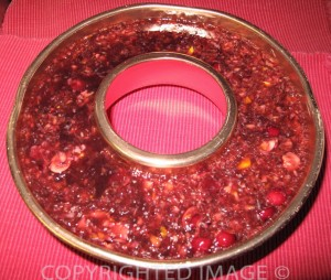 Best Molded Cranberry Relish