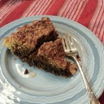 Wet Bottom Pennsylvania Dutch Shoofly Pie