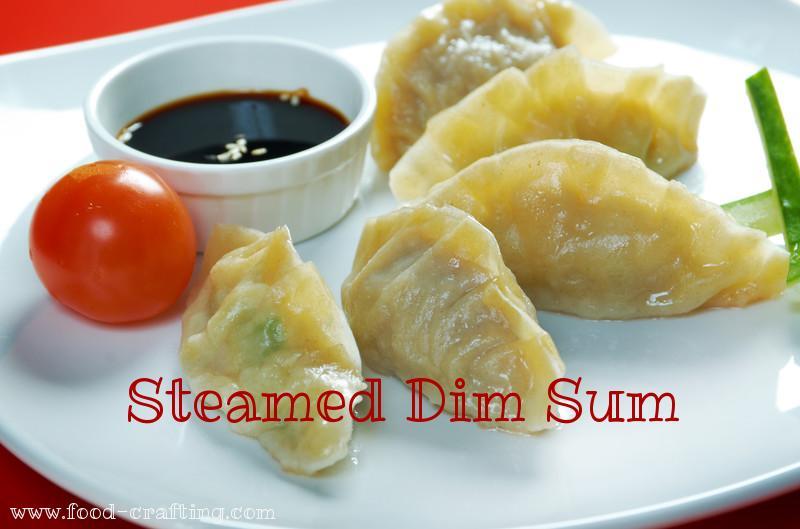 Steamed Dim Sum