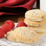 Lemon Shortbread Cookies Recipe