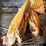 Medianoche Sandwich