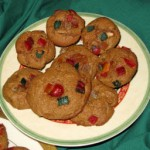 Festive Fruitcake Cookies: Perfect Old Fashioned Chewy Goodness