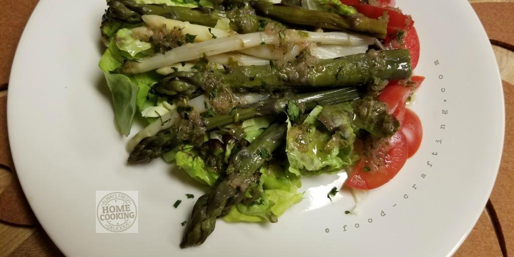 tarragon-vinaigrette-salad-dressing-asparagus