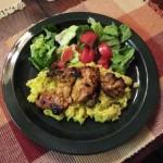 Murgh Tikka Kebabs