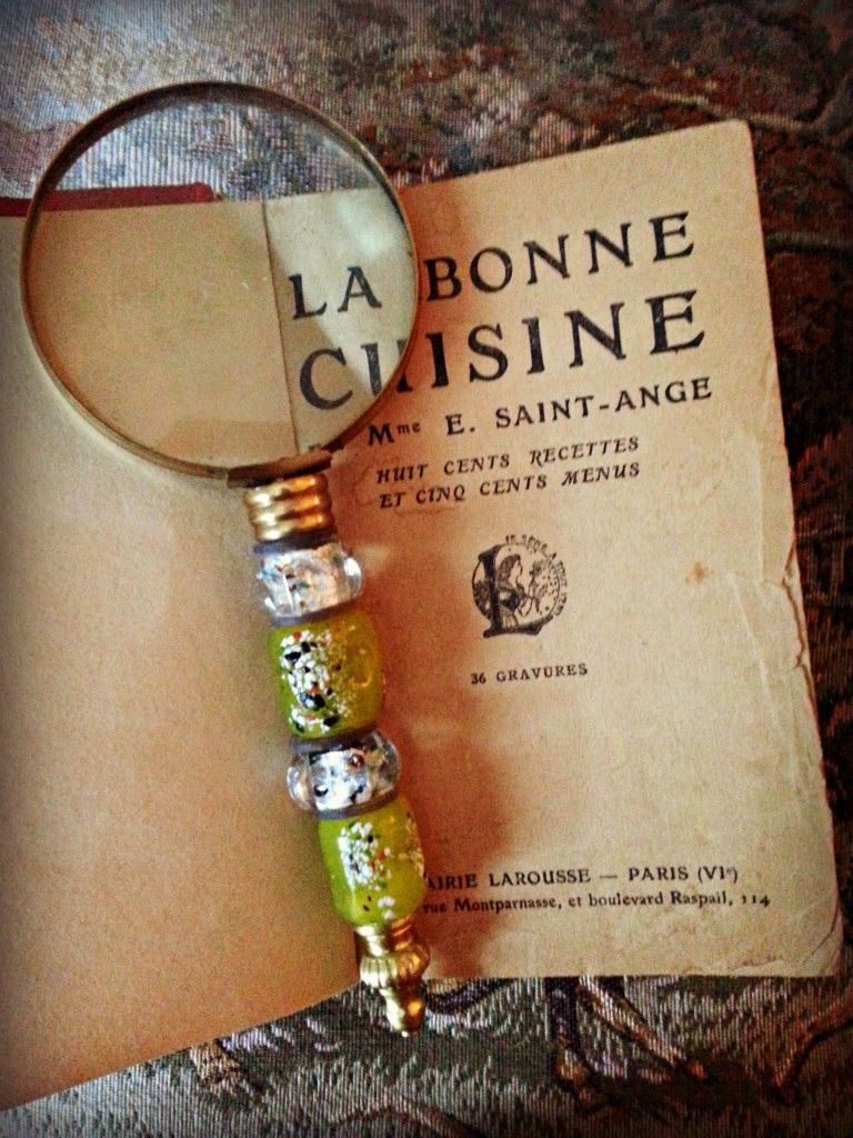Vintage French Cookbooks - La Bonne Cuisine Cookbook - vintage cookbook recipes
