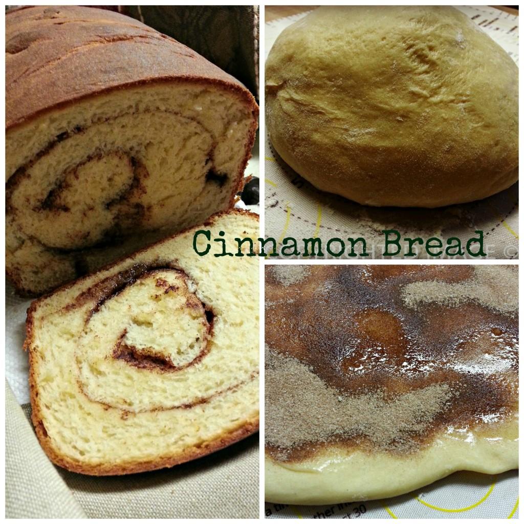 HillBilly Housewife Cinnamon Bread © www.food-crafting.com
