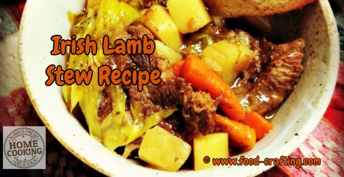 how to make lamb stew