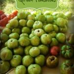 Ritter's Green Tomato Relish