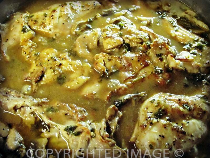Rabbit Stew - Civet De Lapin © www.food-crafting.com