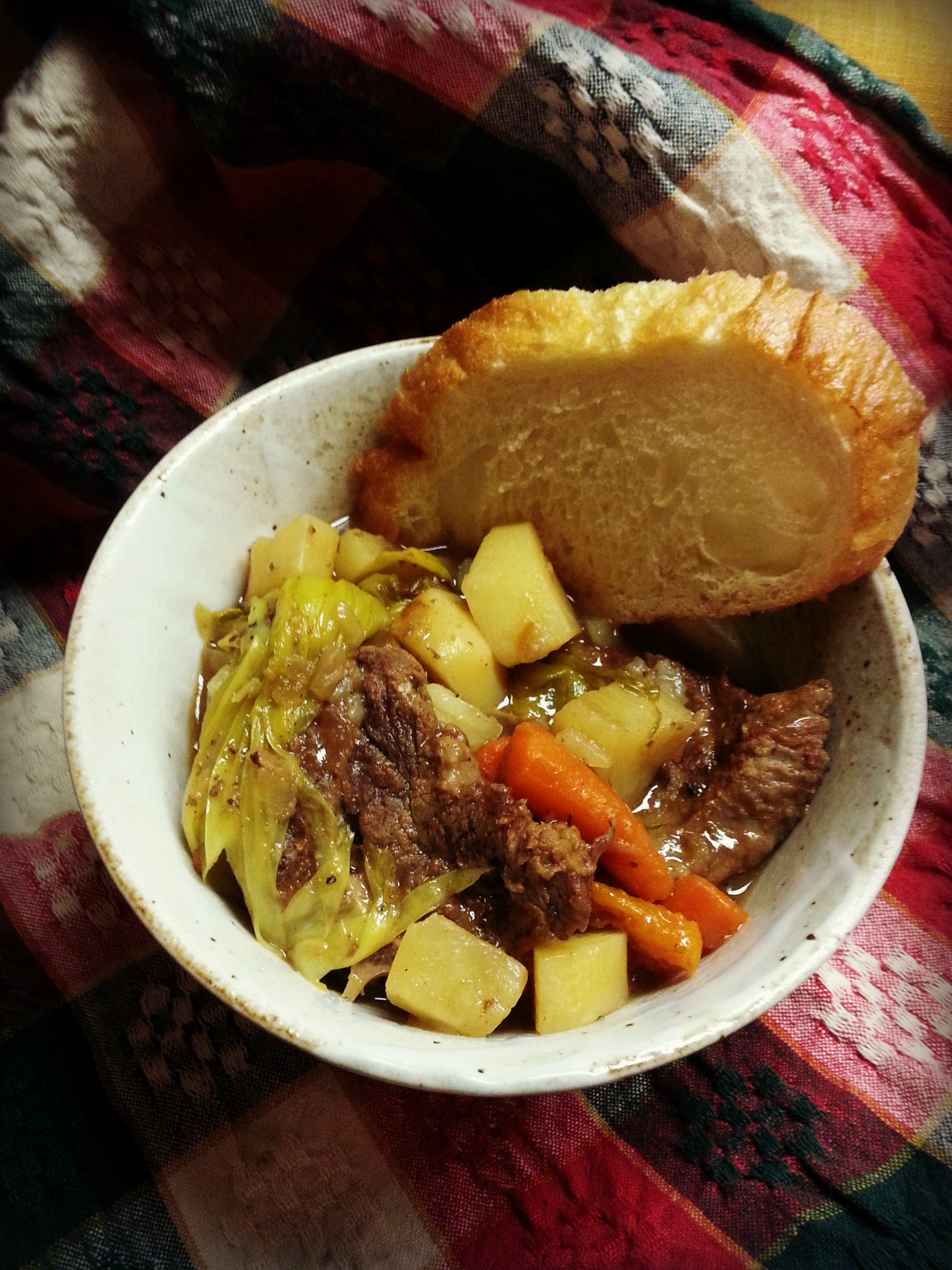 Irish Lamb Stew - De's Home Style Food Crafting