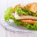 Turkey Croissant Appetizers