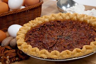 Karo® Chocolate Pecan Pie