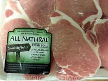Frugal Teriyaki Pork Dinner - Pork Chops