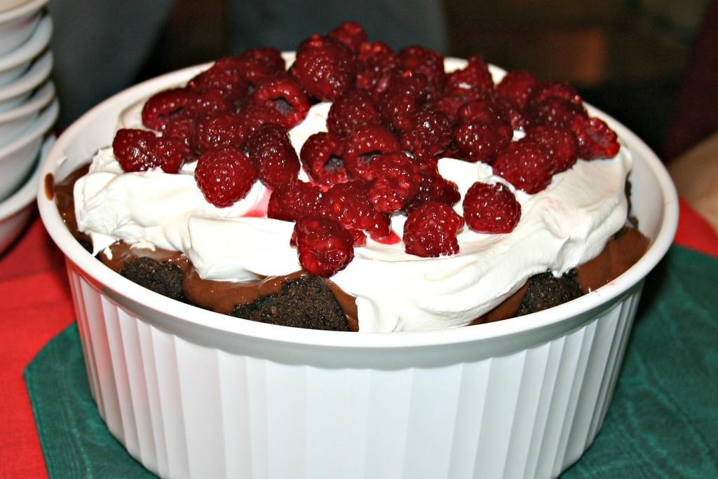Brownie Recipe Chocolate Mess