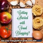 Food Blog Challenge Day 2