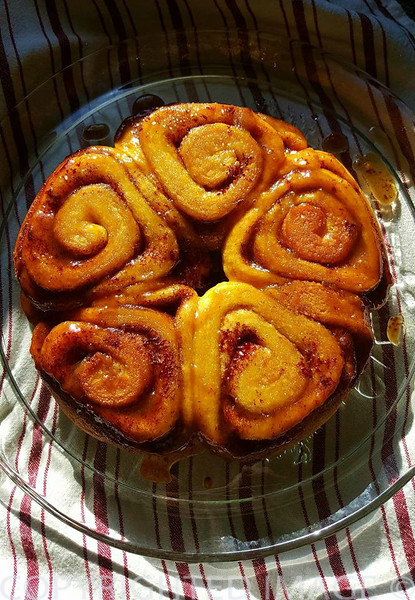Caramel Sticky Buns simple homemade cinnamon rolls