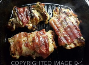 easy grilled chicken thighs recipe