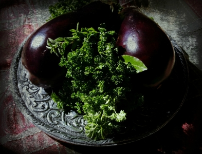 eggplant moussaka recipe - perfect eggplants