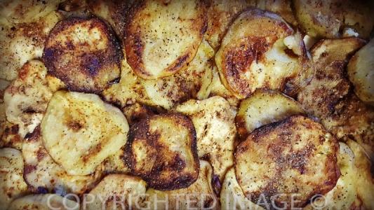 eggplant moussaka recipe - eggplant