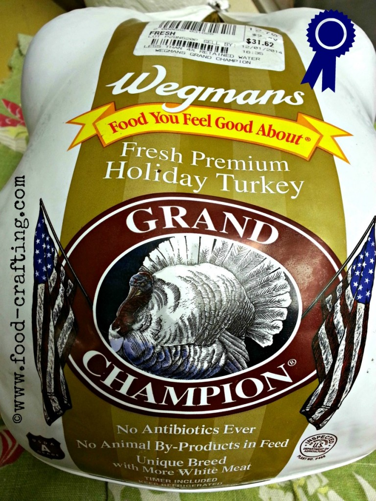 fresh versus frozen turkey winner