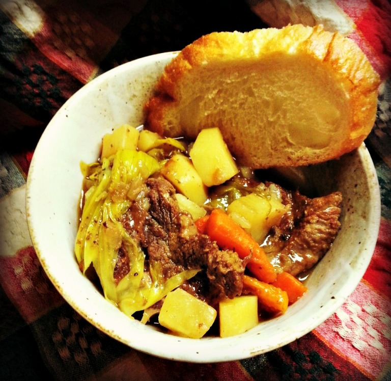 Easy Irish Lamb Stew Recipe
