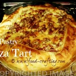 Puff Pastry Pizza Tart – Treat Yourself!