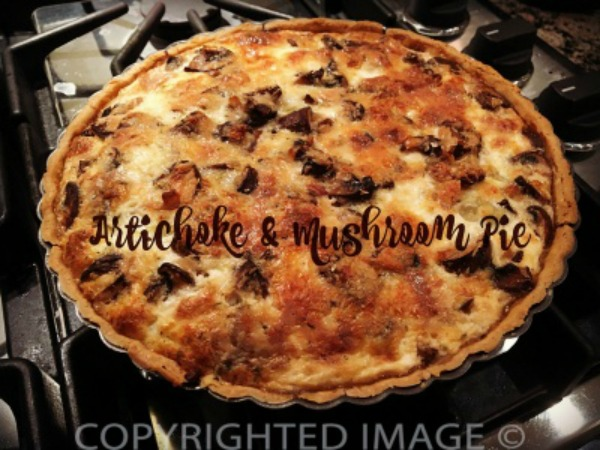artichoke-mushroom-pie