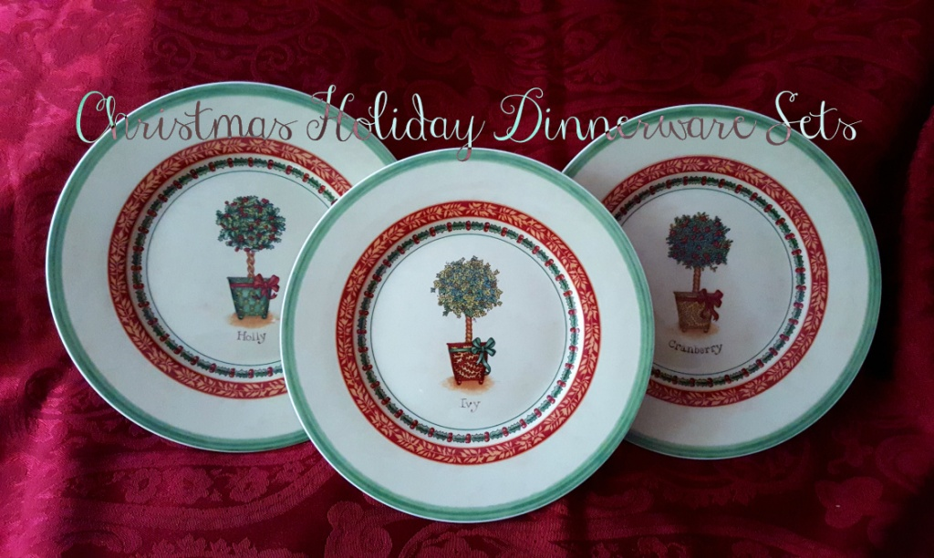 ... sets. christmas-holiday-dinnerware-sets2 & Christmas Holiday Dinnerware Sets | Deu0027s Home Style Food Crafting