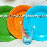 Melamine Outdoor Dinnerware Sets: Buy The Best Quality Plastic Plates