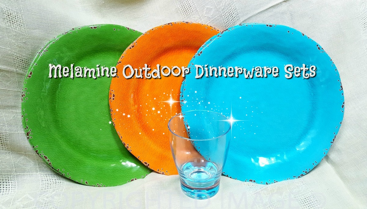 sc 1 st  Food Crafting & Melamine Outdoor Dinnerware Sets | Deu0027s Home Style Food Crafting