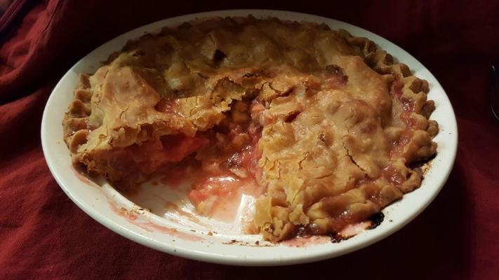 old-fashioned-rhubarb-pie