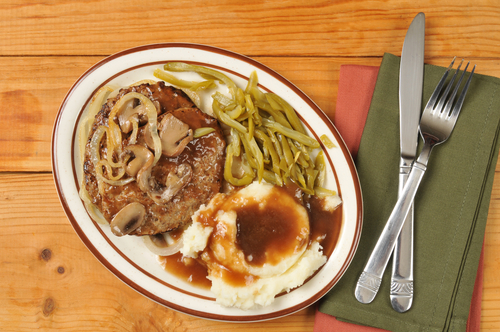 Simple Salisbury Steak Recipes
