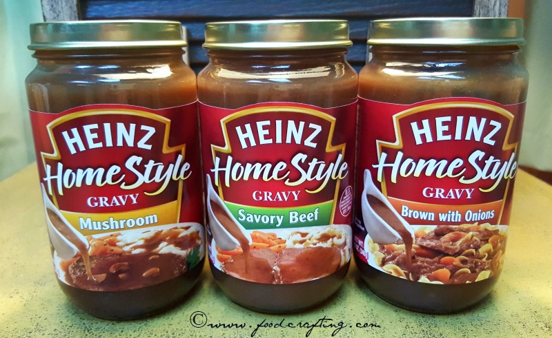 simple salisbury steak recipes - Heinz Homestyle gravy