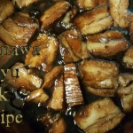 okinawa shoyu pork recipe