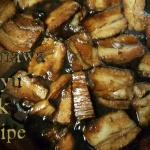 okinawa shoyu pork recipe