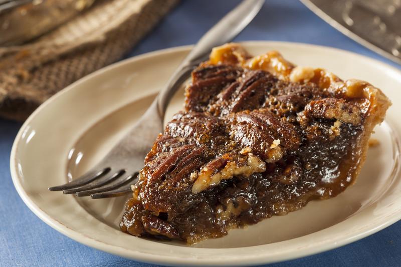 Karo chocolate pecan pie