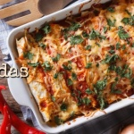 Easy Chicken Enchiladas Supreme: Enjoy South Of The Border Flavors!
