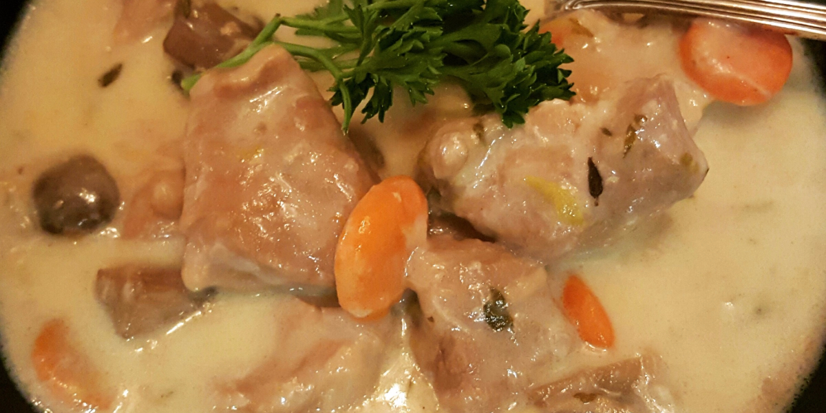 Blanquette De Veau A L Ancienne De S Home Style Food Crafting