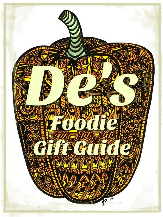 De's foodie gift guide