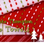 Mary Lake Thompson Recipe Towels: Colorful Best Gift For Foodies
