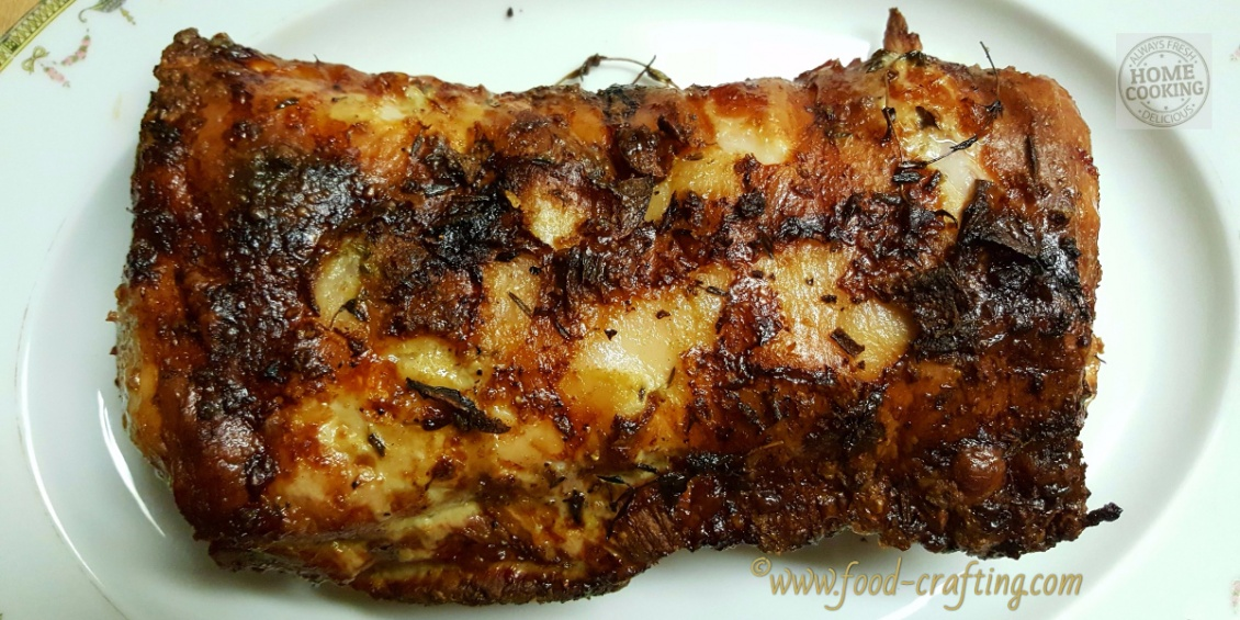 Apple Cider Vinegar Marinades | food-crafting.com