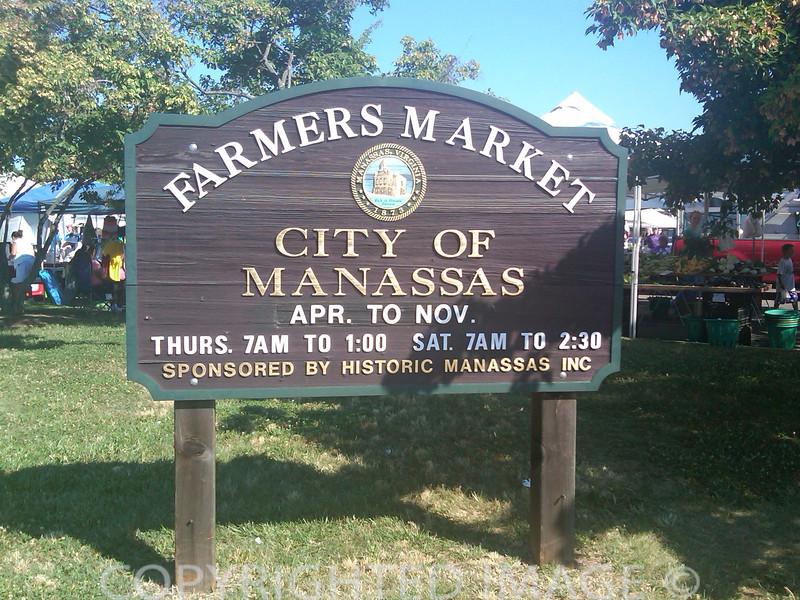 Manassas Farmer's Market