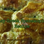 Easy Greek Spanakopita Recipe: Best Spinach And Cheese Pie
