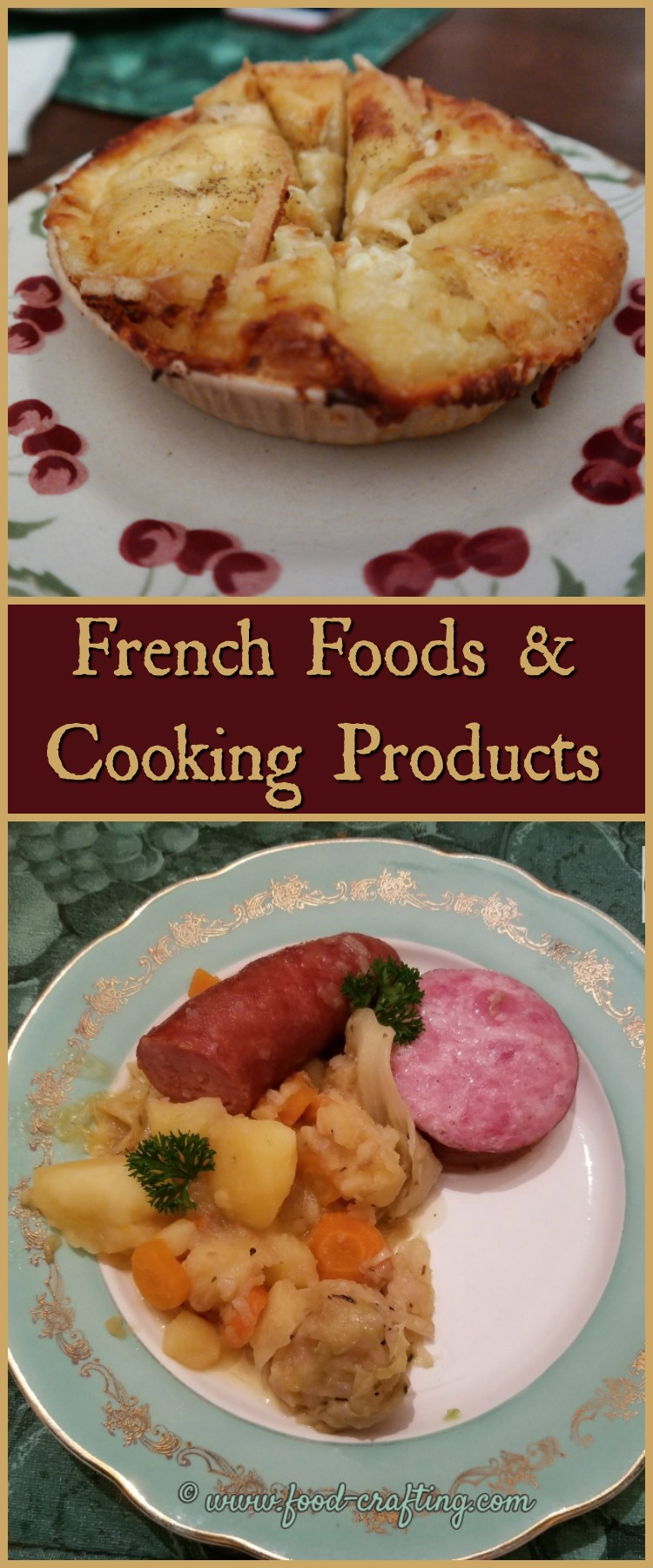 French Food Gift Ideas! I've collected the best must-have food and cooking products for your kitchen pantry. Bon app!