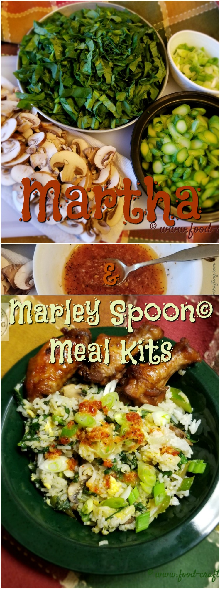 Gourmet meal kits - Marley Spoon #recipe meal kits