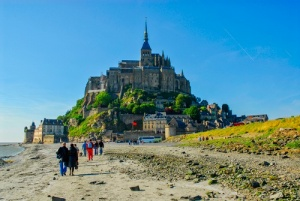 Unique Gift Ideas For Home Chefs - View of mont saint michel , in Normandy, France