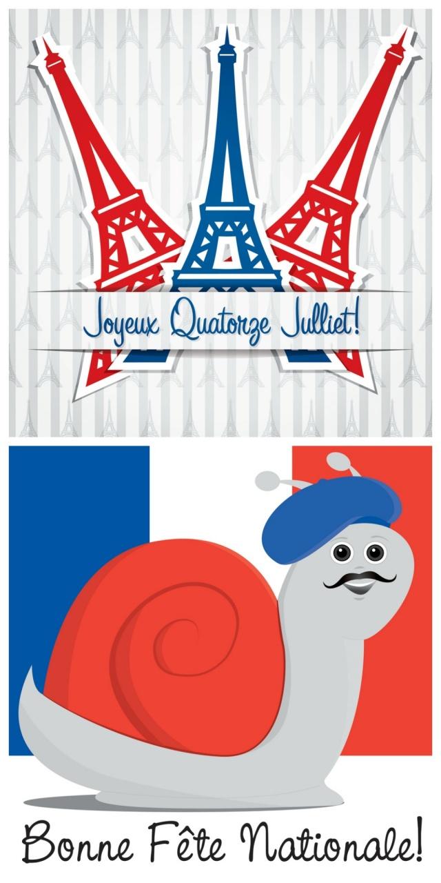 Tour Eiffel et escargots - bastille-day-foods-pin