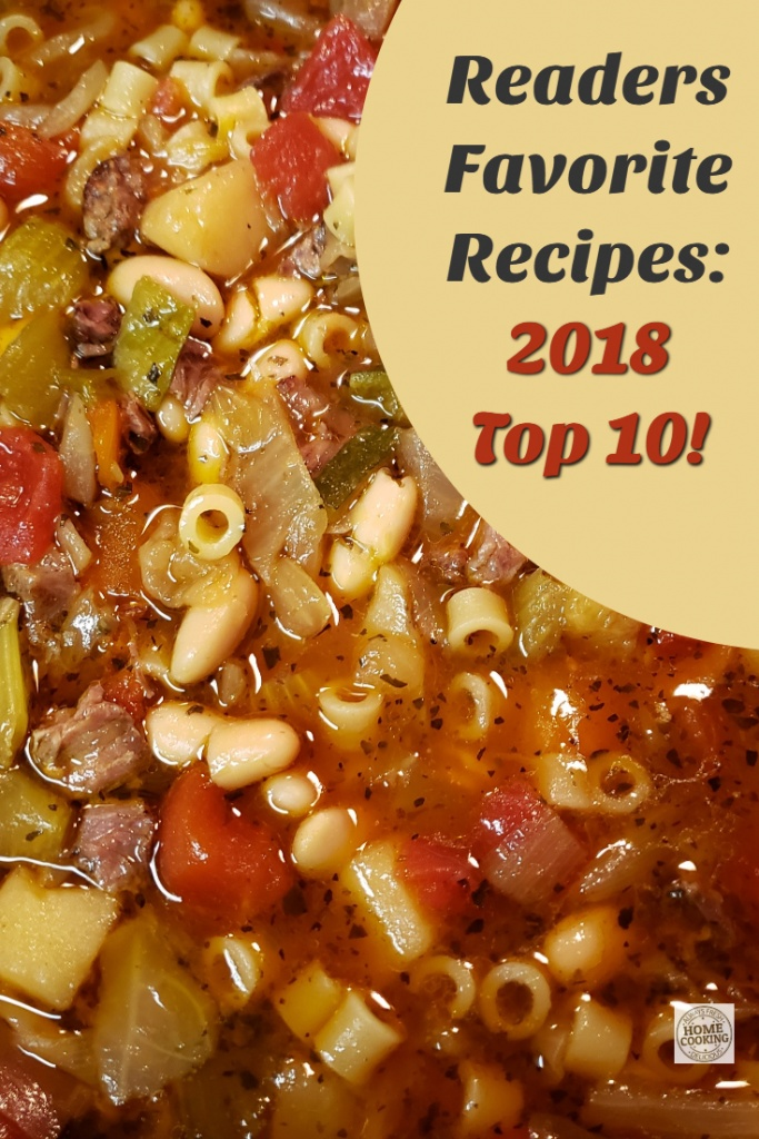 minestrone soup readers-favorite-recipes